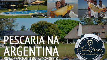 O Paraíso do Dourado, Corrientes na Argentina